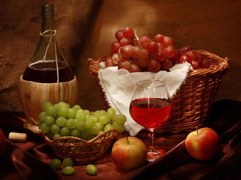 Món Ăn Với Rượu vang hồng