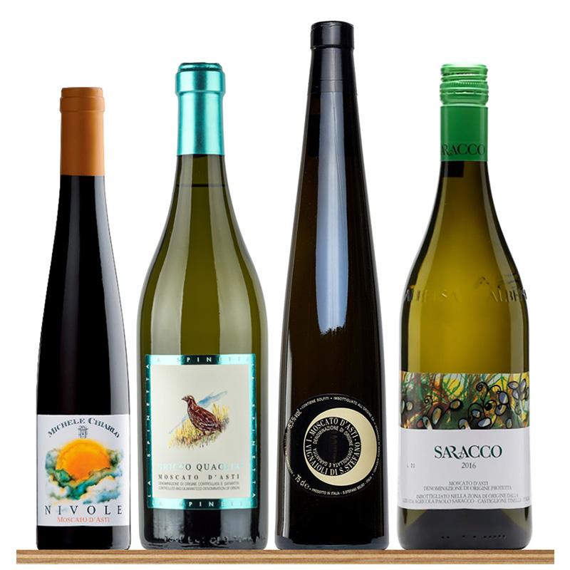 Những chai rượu vang Moscato ngon và đặc sắc nhất