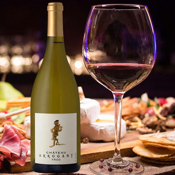 Rượu Vang Chateau Arrogant Limoux Chardonnay