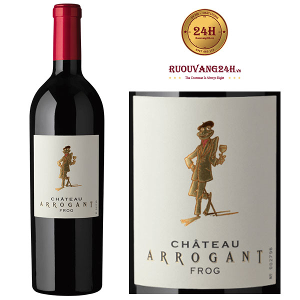 Rượu Vang Chateau Arrogant Limoux Red