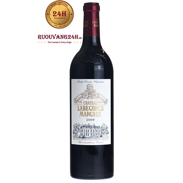 Rượu Vang Chateau Labegorce Margaux