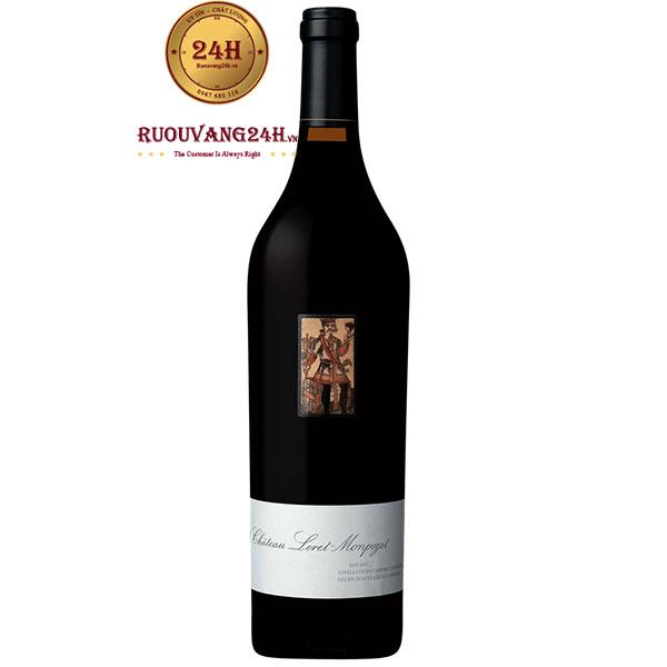 Rượu Vang ChateauLeret Monpezat