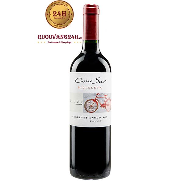 Rượu Vang Cono Sur Bicicleta Cabernet Sauvignon Tinto