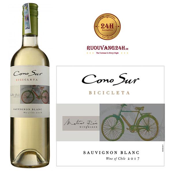 Rượu Vang Bicicleta Sauvignon Blanco