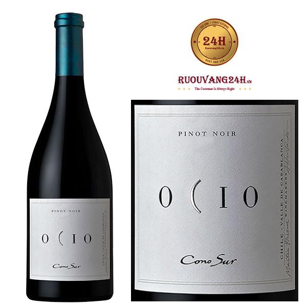 Rượu Vang Cono Sur Ocio Pinot Noir Tinto