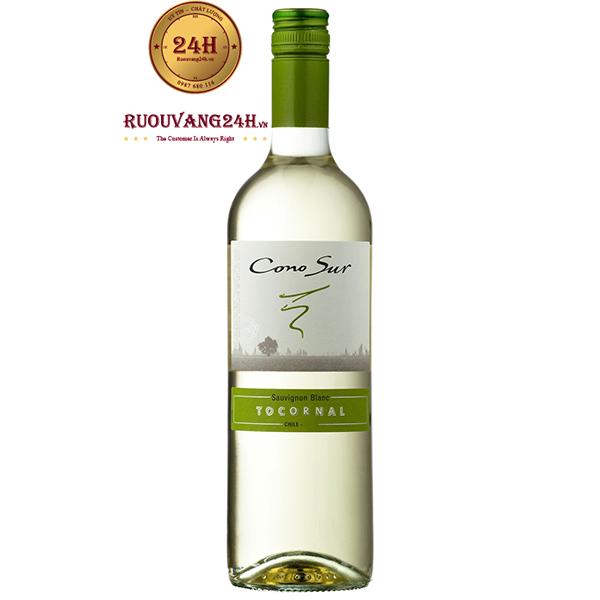Rượu Vang Cono Sur Tocornal Sauvignon Blanco