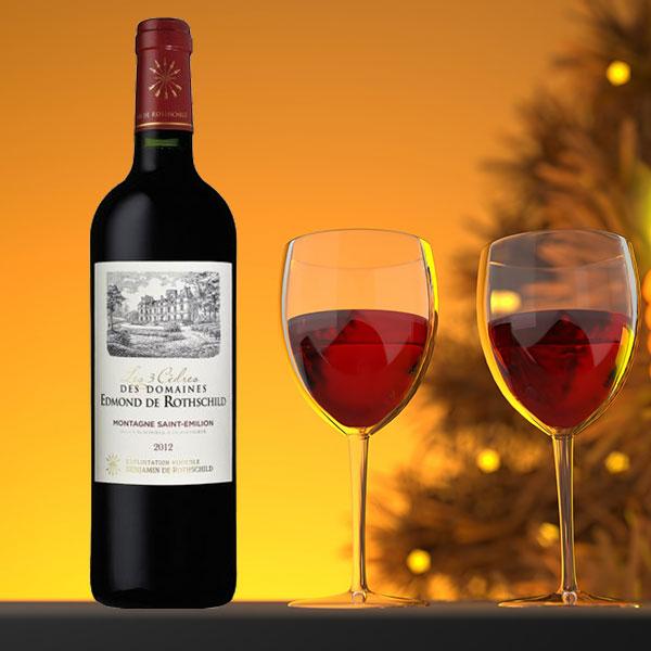 Rượu Vang L'Enclos Des Domaines Edmond De Rothschild
