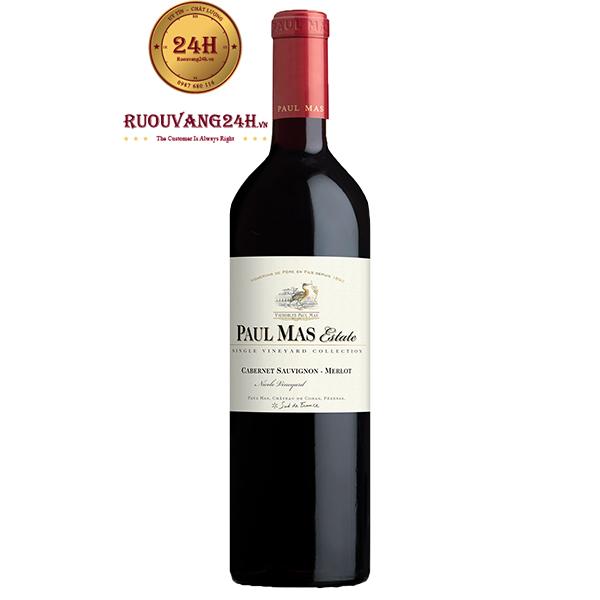 Rượu Vang Paul Mas Estate Cabernet Merlot