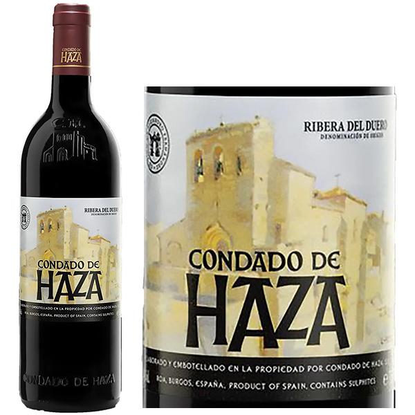 Rượu vang Conado de Haza