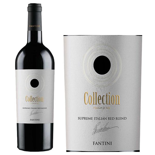 Rượu vang Fantini Collection Red Blend