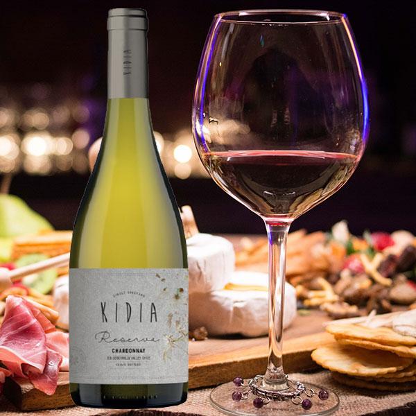 Rượu vang Kidia Reserva Chardonay
