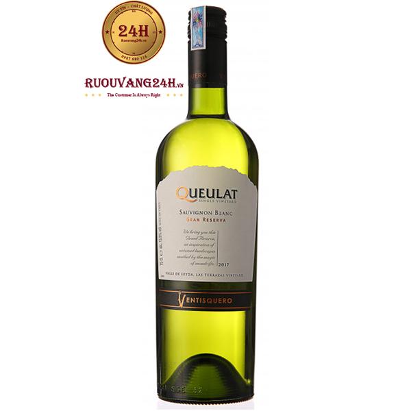 Rượu vang Queulat Gran Reserva Sauvignon Blanc