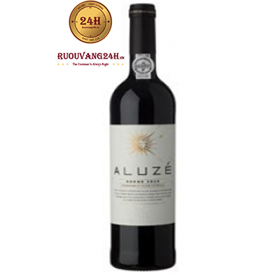 Rượu vang Roger Zannier Aluze Tinto