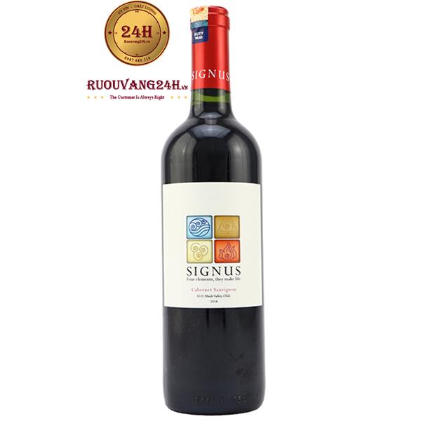 Rượu vang Signus Cabernet Sauvignon