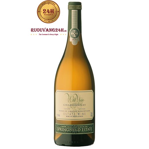 Rượu Vang Springfield Estate Wild Yeast Chardonnay