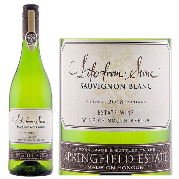Rượu vang Springfield Life From Stone Sauvignon Blanc