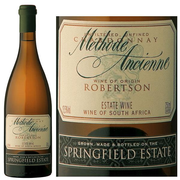 Rượu vang Springfield Méthode Ancienne Chardonnay