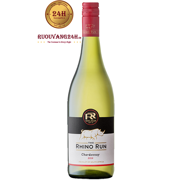 Rượu Vang The Rhino Run Chardonnay
