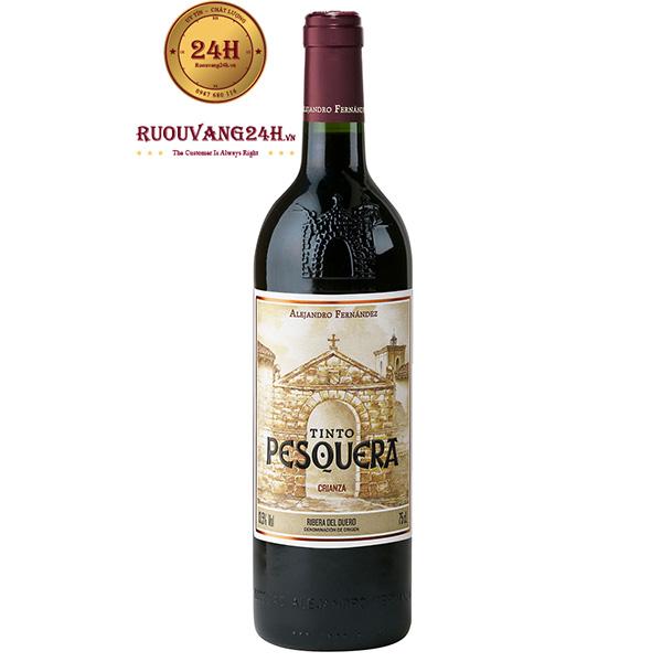 Rượu vang Tinto Pesquera Crianza