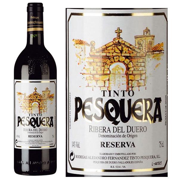 Rượu vang Tinto Pesquera Reserva