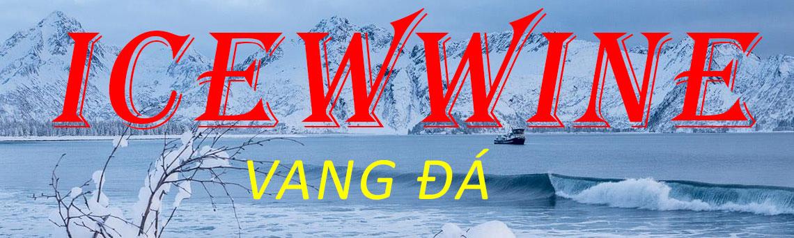 Rượu Vang Đá Icewine