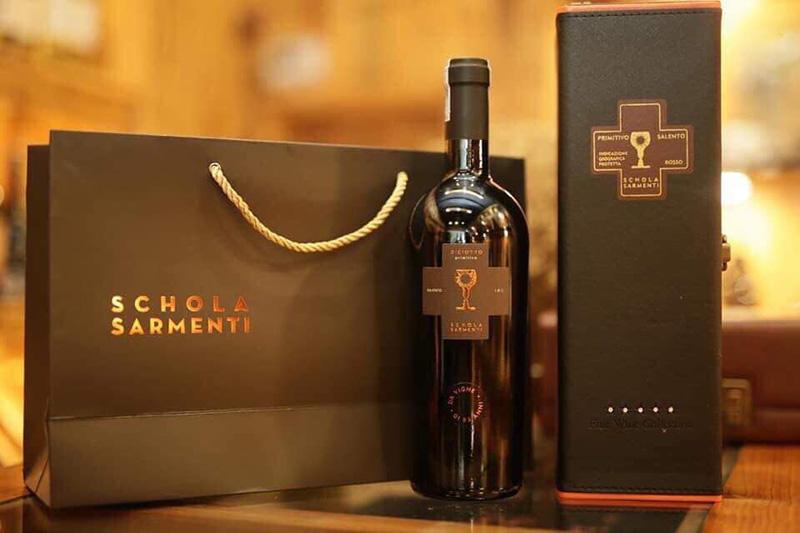 Rượu Vang Ý DICIOTTO 18 Độ rất đậm đà có trong hương vị đồng thời là một sản phẩm có chất lượng hoàn hảo