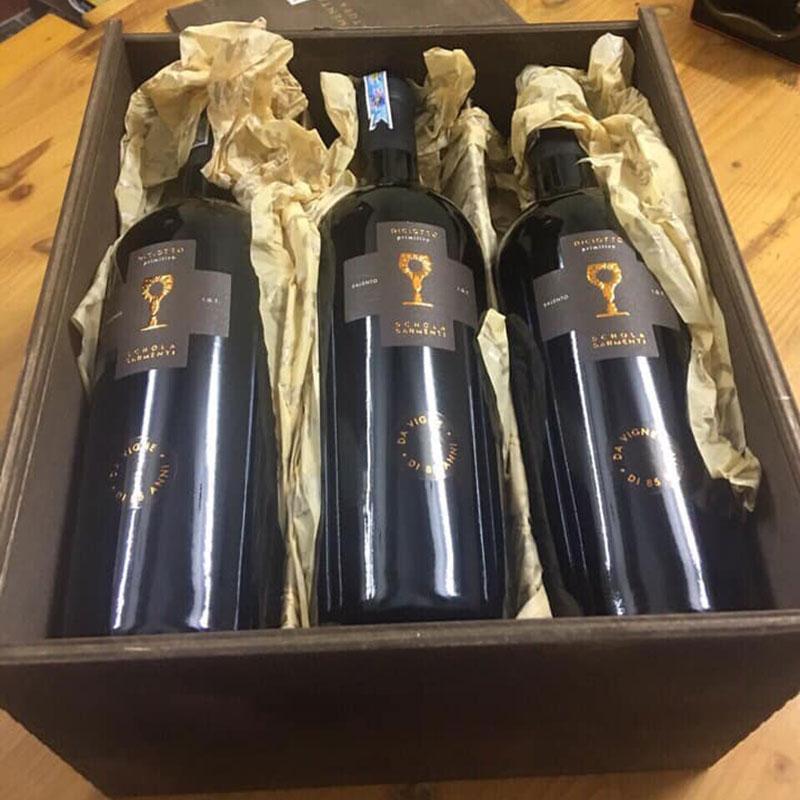 Khi thưởng thức Rượu Vang Ý DICIOTTO 18 Độ đúng cách chúng sẽ mang đến hiệu quả một cách tối ưu.