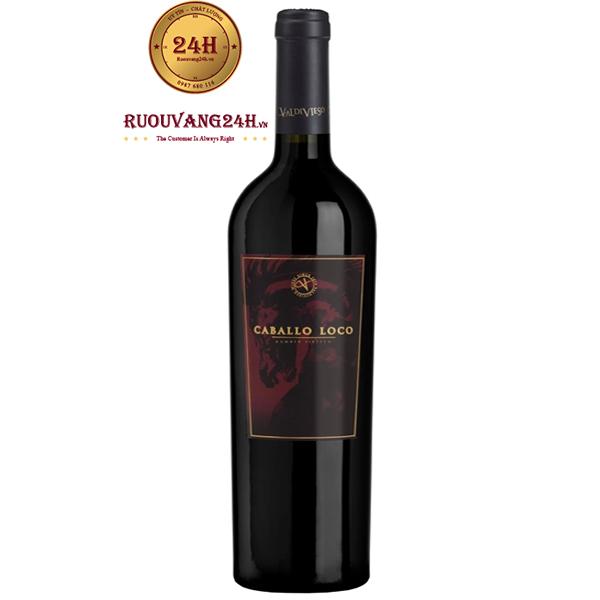 Rượu Vang CABALLO LOCO
