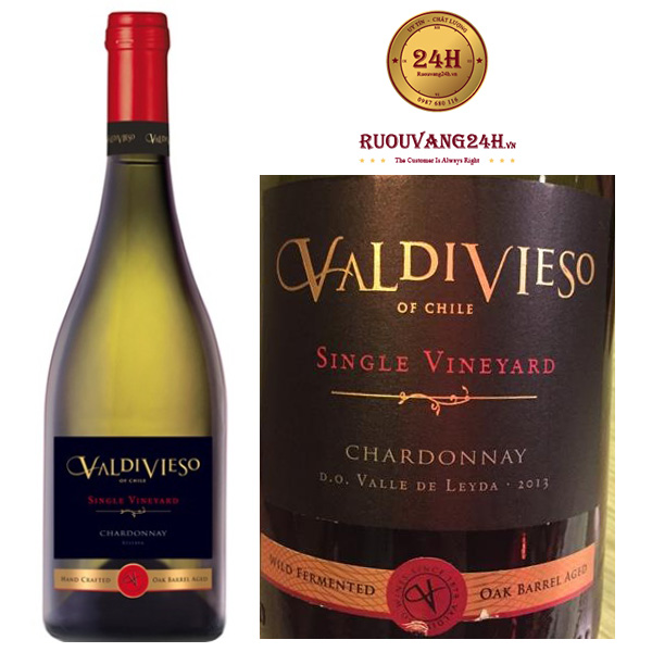 Rượu Vang Chile Valdivieso Single Vineyard Chardonnay