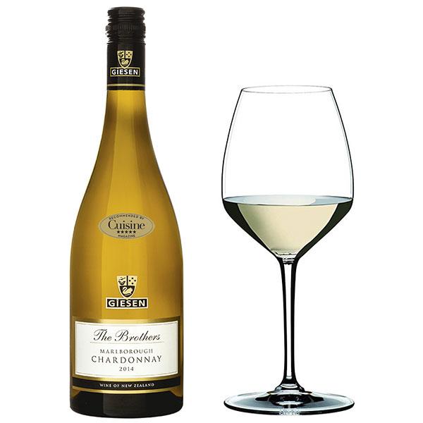 Rượu Vang Giesen The Brothers Chardonnay
