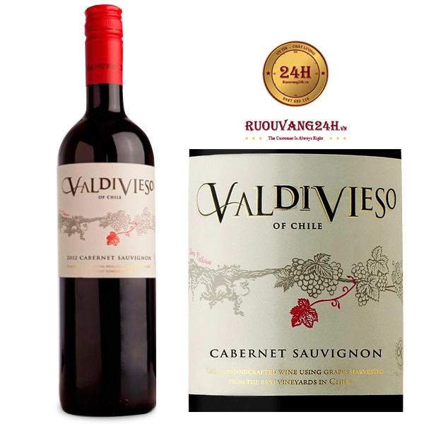 Rượu Vang Valdivieso Cabernet Sauvignon