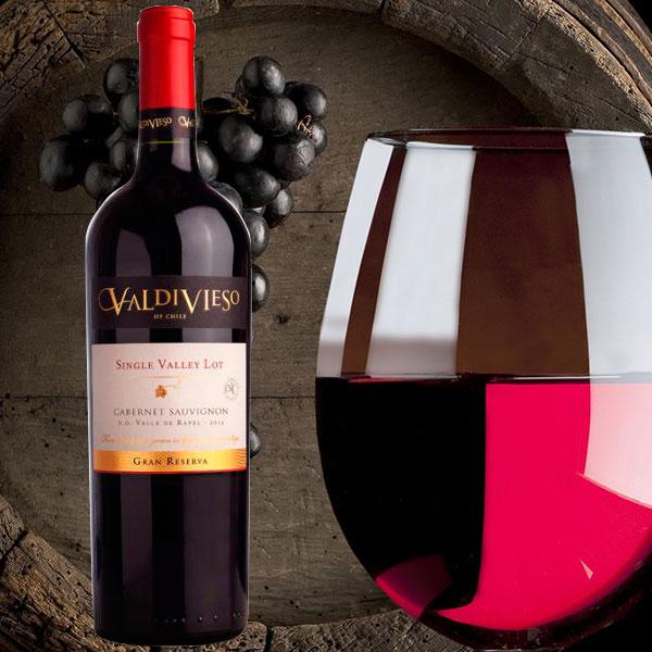 Rượu Vang Valdivieso Gran Reserva Cabernet Sauvignon