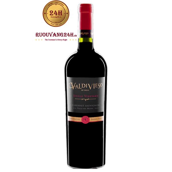 Rượu Vang Valdivieso Single Vineyard Canernet Sauvignon