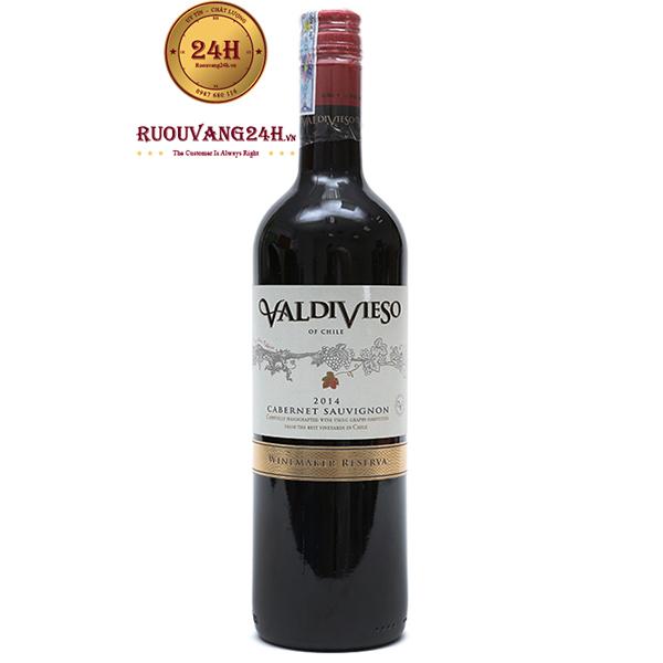 Rượu Vang Valdivieso Winemaker Reserva Cabernet Sauvignon