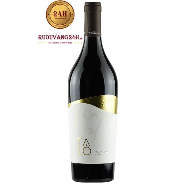 Rượu Vang Ý Talo Malvasia Nera