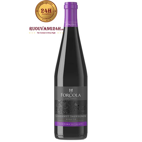 Rượu vang Forcola Cabernet Sauvignon