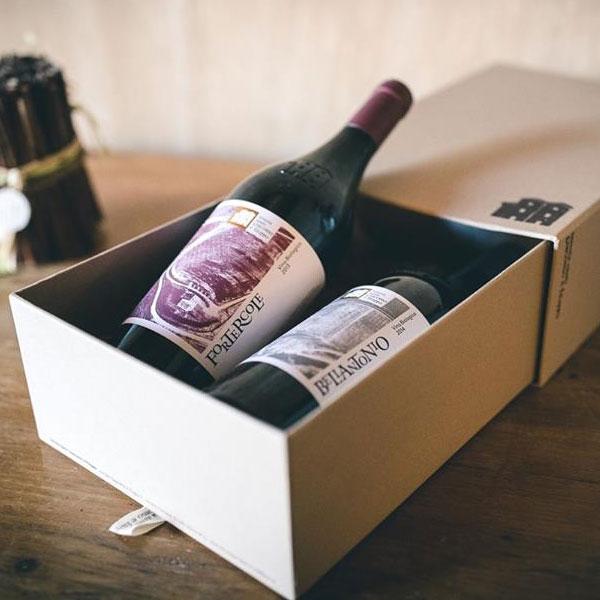 Rượu vang Fortercole