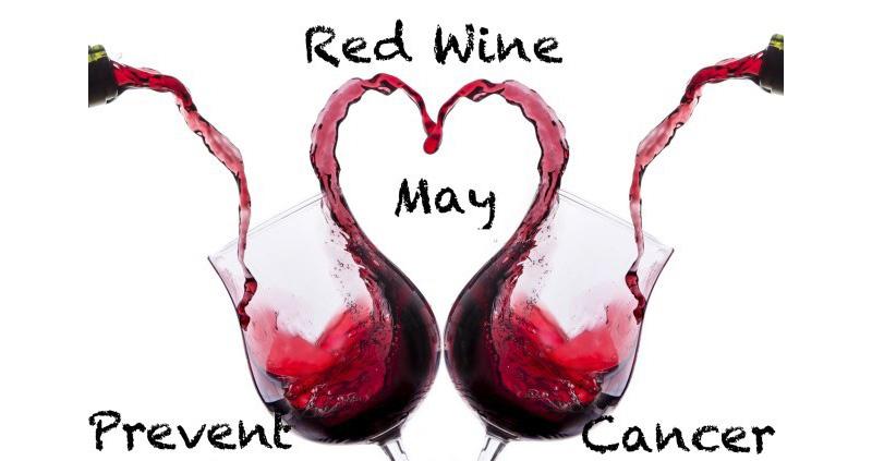 Uống rượu vang Ngăn ngừa bệnh ung thư