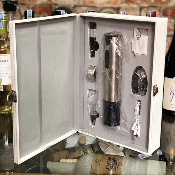 Khui Rượu Vang Điện Cao Cấp – 02