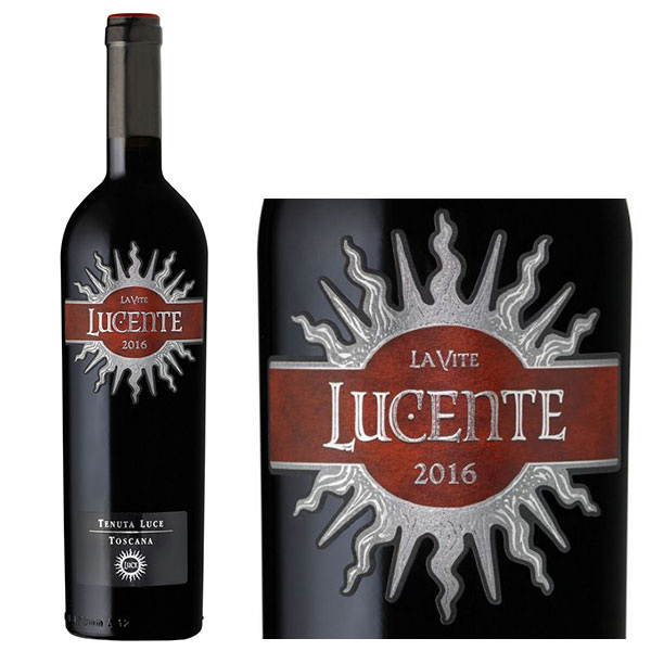 Rượu vang Lucente của Ý