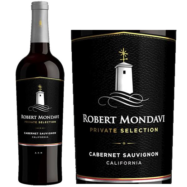 Rượu vang Robert Mondavi của Mỹ