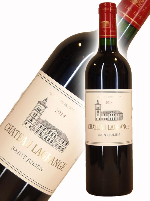 Rượu vang Château Lagrange của Pháp