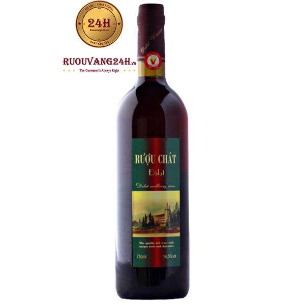 Rượu Chát Đà Lạt 750 ML