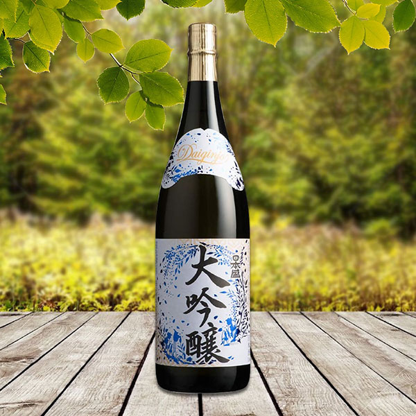 Rượu DaiGinjo Nihonsakari