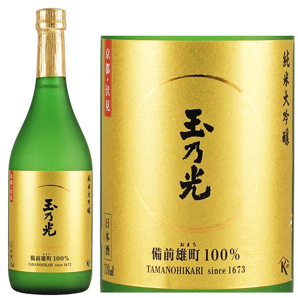 Rượu Junmai Daiginjo Bizen Omachi