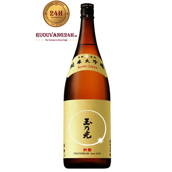 Rượu Junmai Daiginjo Shuho 720 ML