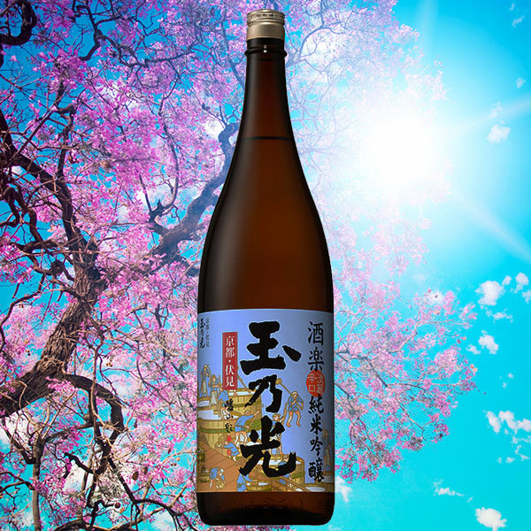 Rượu Junmai Ginjo Shuraku