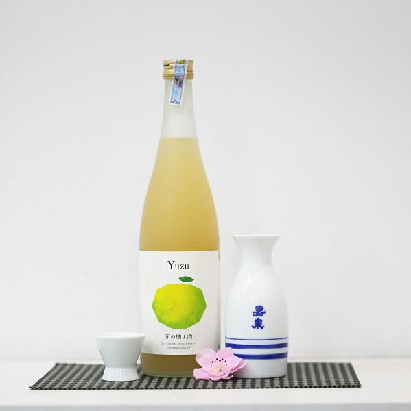 Rượu Mơ Nhật Bản Kyo no Yuzu