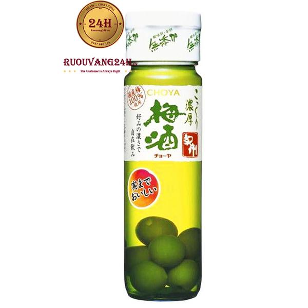 Rượu Mơ Nhật Choya Kishu Nhập Khẩu