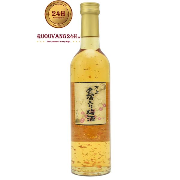 Rượu Mơ Vảy Vàng Kikkoman Nhật Bản 500 ML